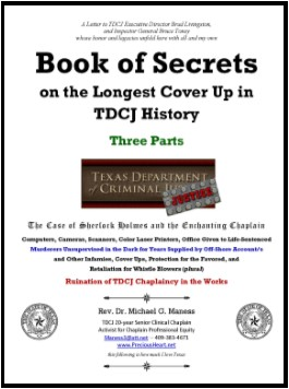 Chaplaincy Docs